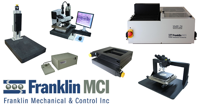 Franklin Product Range Selection