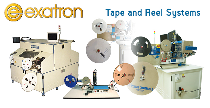 Exatron Tape & Reel Systems